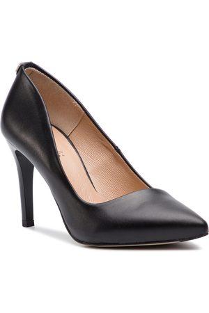 R. Polański High Heels R.POLAŃSKI - 0760/A Czarny Lico