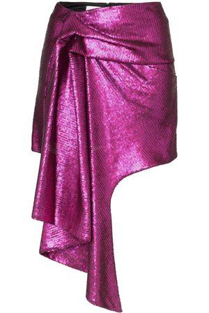 HALPERN Damen Miniröcke - Asymmetrischer Minirock