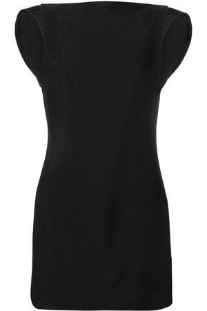 Calvin Klein Damen Freizeitkleider - Minikleid mit offenem Rücken