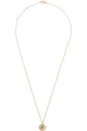 David Yurman 18kt 'Cable Collectibles' Halskette mit Diamanten