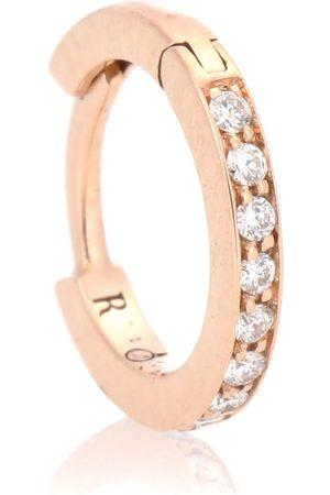 Repossi Einzelner Ohrring Berbere aus 18kt Rosé mit Diamanten