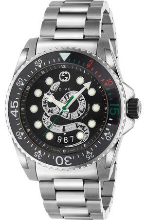Gucci Dive-Uhr, 45 mm