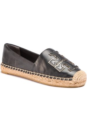 Tory Burch Ines Espadrille 52035 Perfect Black/Perfect Black/Silver 013