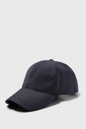 Zara Caps - BASEBALLCAP MIT STRUKTURMUSTER