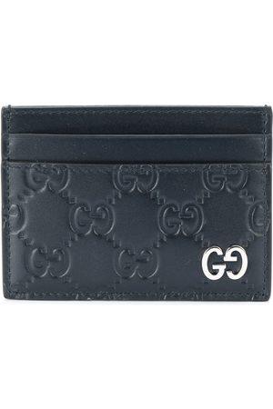 Gucci Kartenetui mit GG-Prägung
