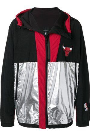 Marcelo Burlon County of Milan Herren Outdoorjacken - Chicago Bulls' Windbreaker