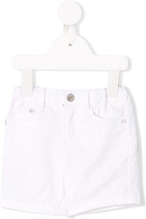Emporio Armani Kids Jeans-Shorts mit Stretchanteil