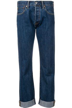 Burberry Gerade Skinny-Jeans