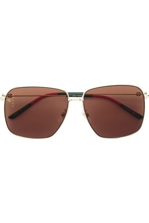 Gucci Oversized-Sonnenbrille