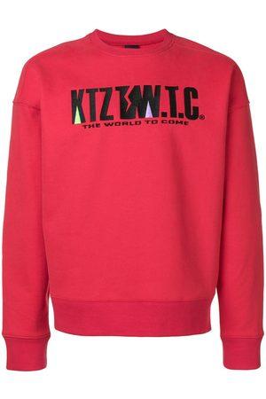 KTZ Sweatshirt mit Logostickerei