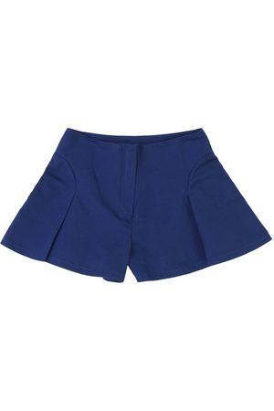 Once Shorts Aus Baumwollpopeline