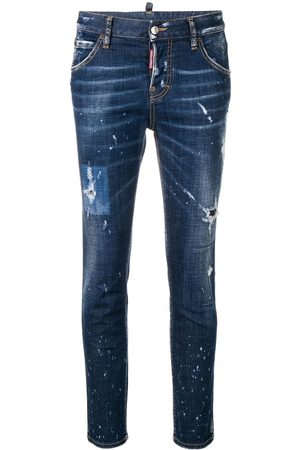 Dsquared2 Cool Girl' Distressed-Jeans