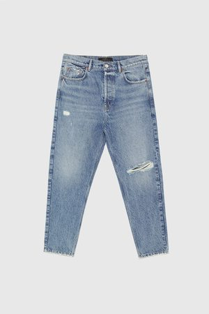 Zara Tapered - BASIC-JEANS IM RELAXED-FIT
