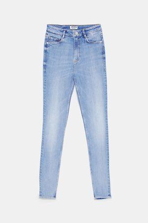 """Zara Jeans super hi-rise skinny """"sculpt"""""""