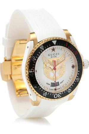 Gucci Uhr Dive 40mm