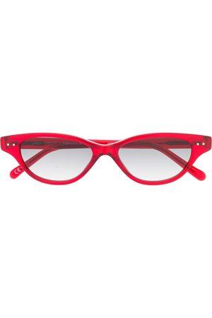 Linda Farrow Sonnenbrillen - Cat-Eye-Sonnenbrille
