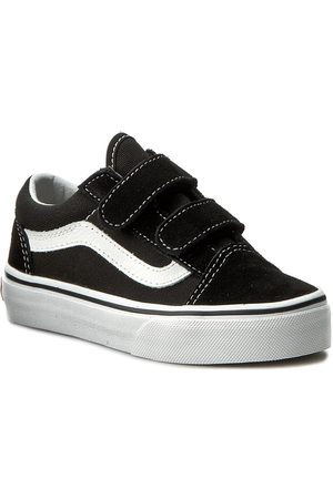 Vans Halbschuhe - Old Skool V VN000VHE6BT Black/True White