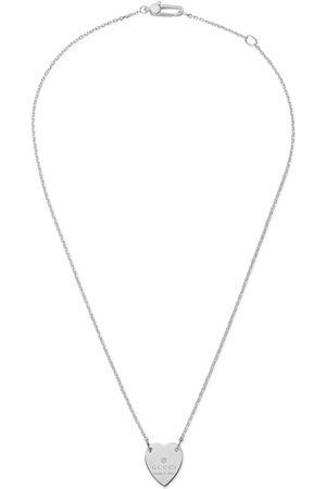 Gucci Halskette mit Herzanhänger