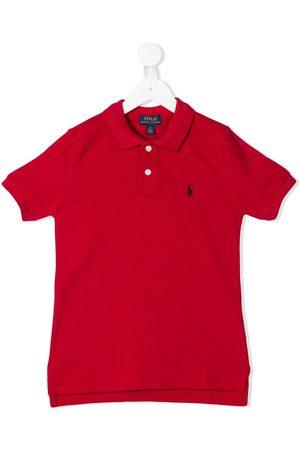 Ralph Lauren Jungen Poloshirts - Poloshirt mit Logo-Stickerei