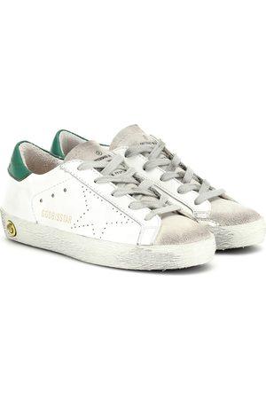 Golden Goose Sneakers Superstar aus Leder