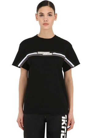 UNKNOWN Cotton Jersey Racing T-shirt