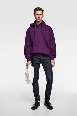 Zara Sweatshirt mit bauchtasche