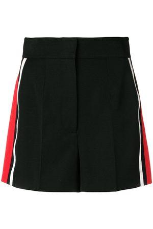 Alexander McQueen Damen Shorts - Shorts mit Streifen