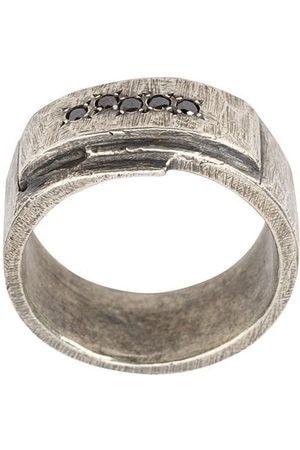 TOBIAS WISTISEN Folded Stones' Ring