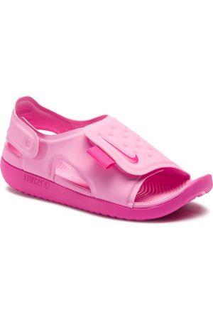Nike Sandalen - Sunray Adjust 5 (GS/PS) AJ9076 601 Psychic Pink/Laser Fuchsia