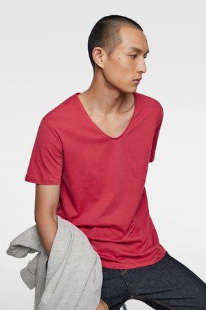 Zara Basic-t-shirt im easy-fit