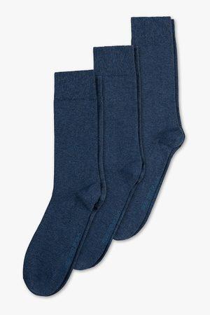 C&A Herren Socken & Strümpfe - Socken-Bio-Baumwolle-3 Paar-Aloe Vera