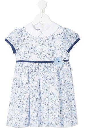 Familiar Kleid mit Blumen-Print