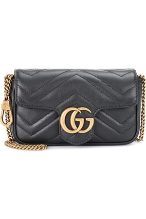 Gucci Schultertasche GG Marmont Mini