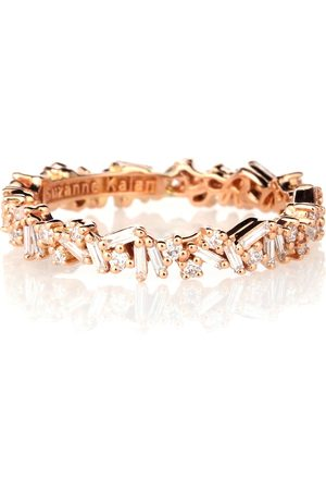 Suzanne Kalan Ring aus 18kt Rosé mit Diamanten