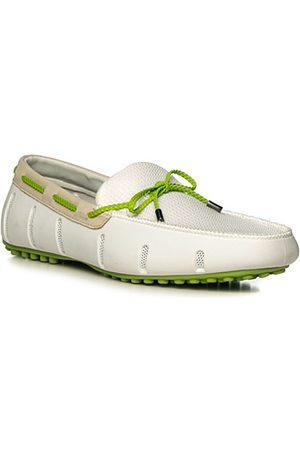 Swims Braided Lace Lux Loafer Driver 21290/713