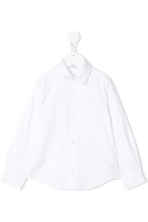HUGO BOSS Mädchen Blusen - Klassisches Hemd