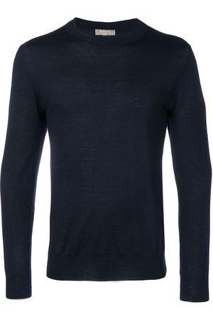 N.PEAL Pullover mit rundem Ausschnitt
