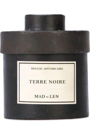 MAD et LEN Terre Noir' Kerze aus Sojawachs
