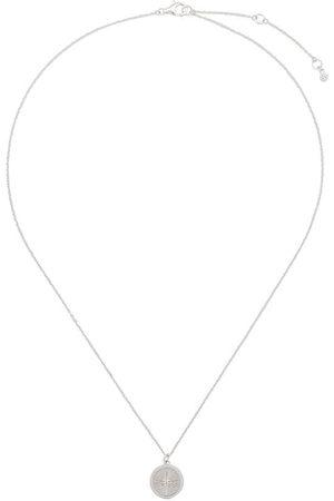 Astley Clarke Damen Halsketten - Star Set Celestial' Anhänger