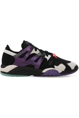 "adidas Sneakers Aus Leder Und Mesh ""dimension"""
