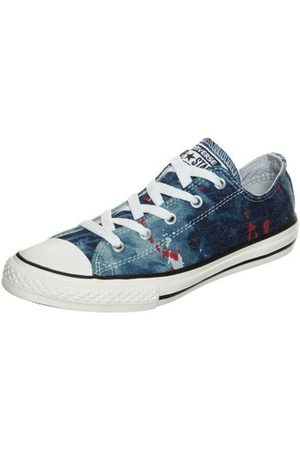 Converse Kinderschuhe All Star Chuck Taylor Ox Blu Denim