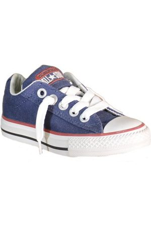 Converse Kinderschuhe All Star Ct Street Slip Navy Blu