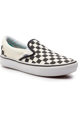 Vans Turnschuhe - Comfycush Slip-On VN0A3WMDVO41 (Classic) Checkerboard/Tr