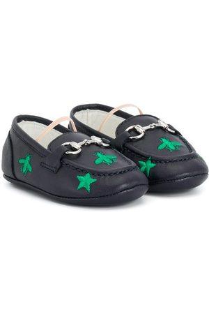 Gucci Kids Halbschuhe - Loafer mit Schnalle