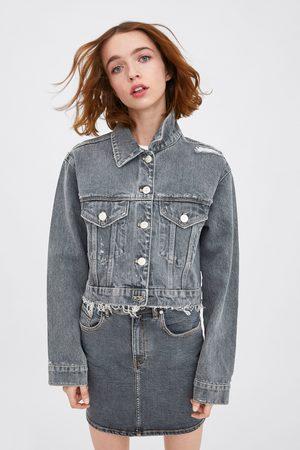 Zara Authentic-jeansjacke
