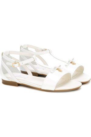 Dolce & Gabbana Sandalen mit Riemchen