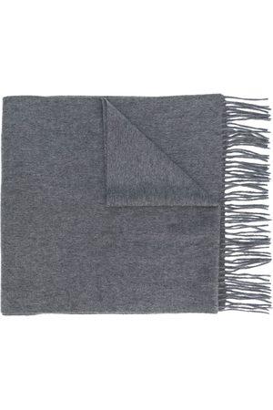 N.PEAL Herren Schals - Schal aus Kaschmir