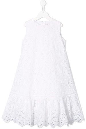 Alberta Ferretti Mädchen Abendkleider - Besticktes Kleid