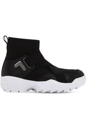 """Fila Damen Sneakers - Sneakers Aus Nylon Mit Logo """"mfw01 Wmn"""""""