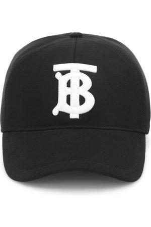 Burberry Bestickte Baseballcap aus Baumwolle